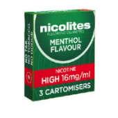 Nicolites Refills High