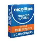 Nicolites Medium Tobacco