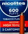Nicolites High Strength Original