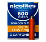 Nicolites Original Low Strength